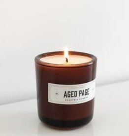 Hearth & Hammer Noble Literary Soy Candle