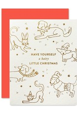 The Social Type The Social Type | Hairy Little Christmas