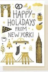 Hello! Lucky Hello! Lucky   NY Holiday Doodles (Single)
