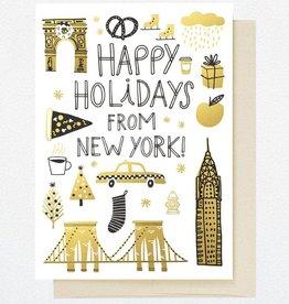 Hello! Lucky Hello! Lucky | NY Holiday Doodles (Single)