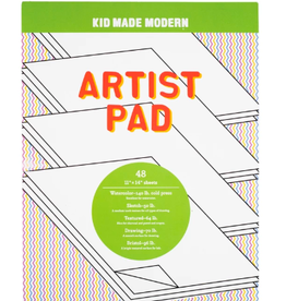 Kid Made Modern Artist Paper Pad