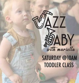 Jazz Baby Jazz Baby | 10AM Saturday Toddler Class
