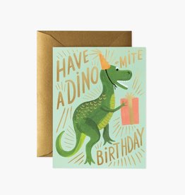 Rifle Paper Co. Dino-Mite Birthday