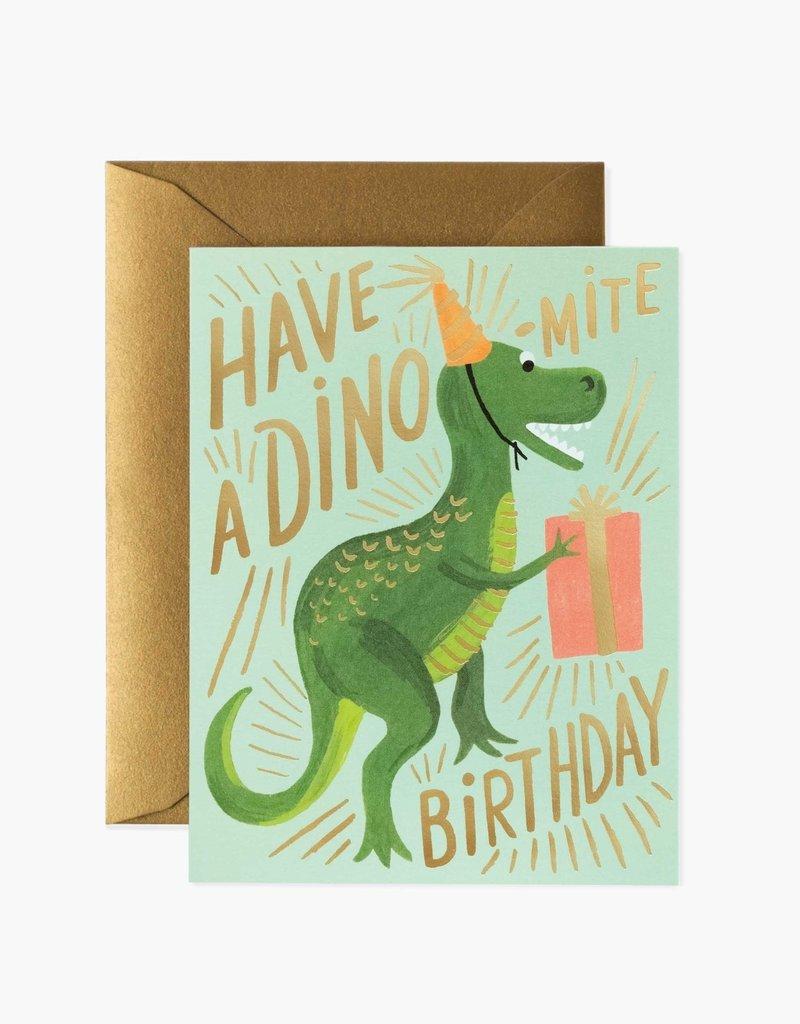 Rifle Paper Co. Rifle Paper | Dino-Mite Birthday