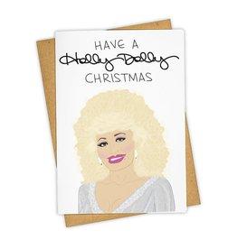 Tayham Holly Dolly Christmas
