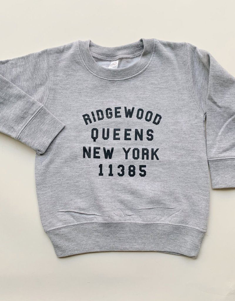 Stay Forever Ridgewood Kids Sweatshirt