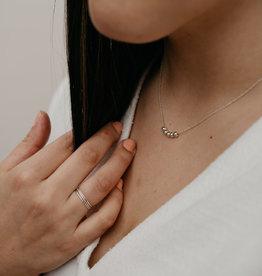 Tumble Tumble | Silver Paso Necklace