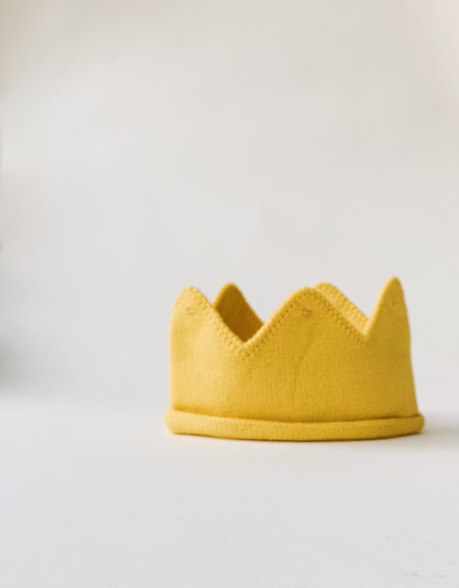 Knit Baby Crown