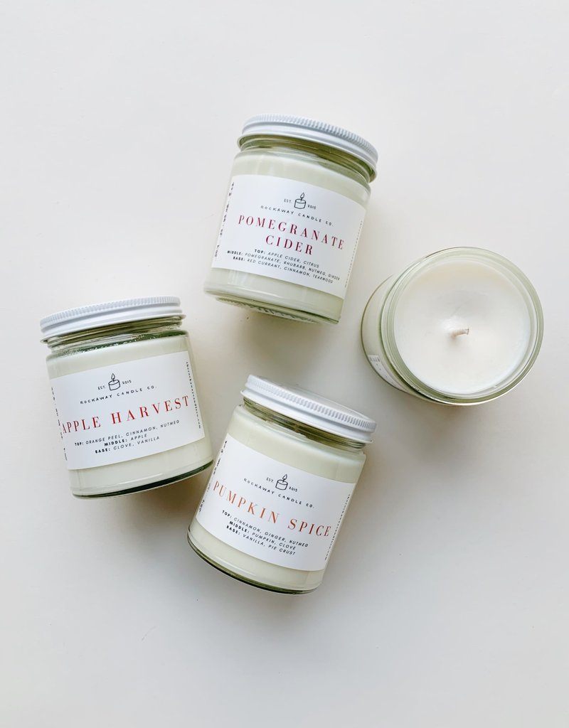 The Rockaway Candle Co. The Rockaway Candle Co   Seasonal Soy Candles