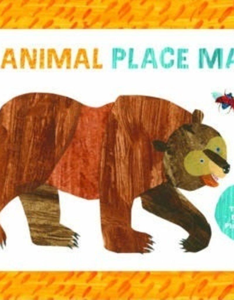 Chronicle Chronicle | Eric Carle Animal Place Mats