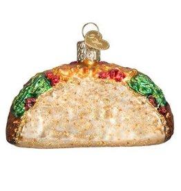 Old World Christmas Taco Ornament