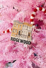 Broderpress Broderpress | Ridgewood Rowhouse Ornament