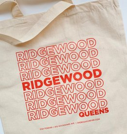 Stay Forever PREORDER Ridgewood Tote Bag