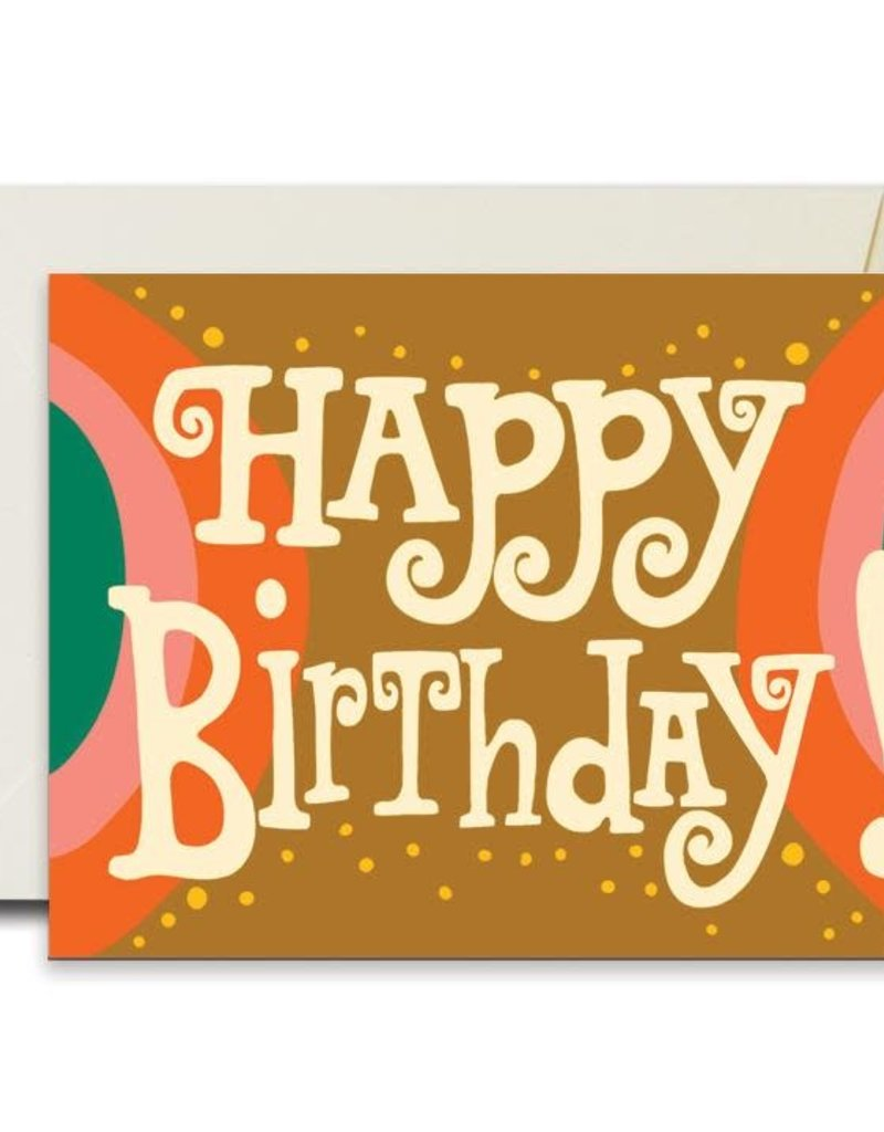 Native Bear Native Bear | Happy Birthday Arches Card