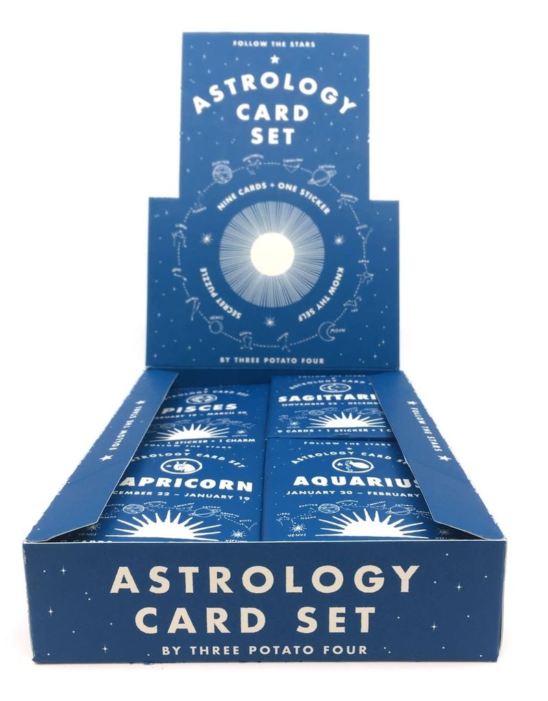 Three Potato Four Three Potato Four | Astrology Card Set