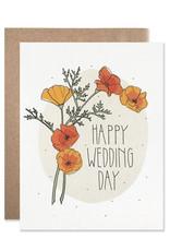 Hartland Brooklyn Hartland Brooklyn| Wedding Day Poppies
