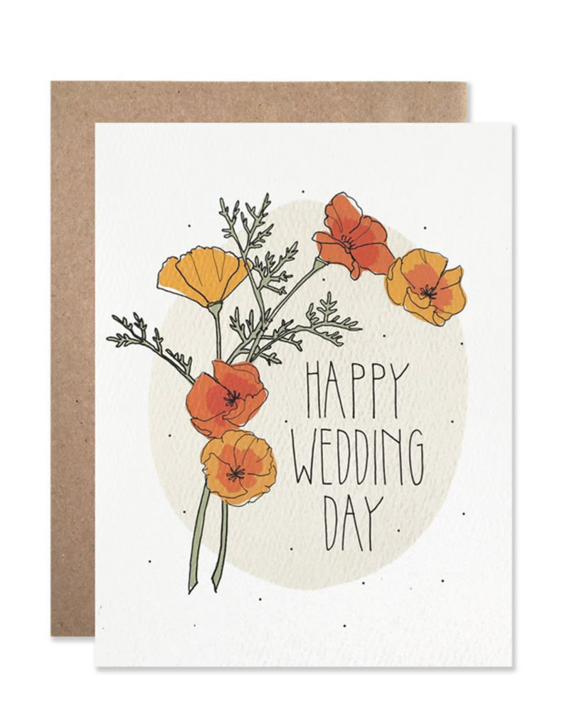 Hartland Brooklyn Hartland Brooklyn| Wedding Day Poppies