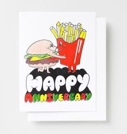 Yellow Owl Workshop Yellow Owl Workshop | Happy Anniversary Card