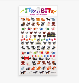 Ooly Itsy Bitsy Stickers: Pooches