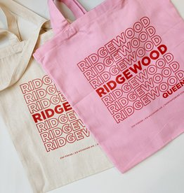 Stay Forever Ridgewood Tote Bag