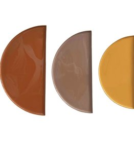 Creative Co-Op Desert Sunset Enamel Trays - Set of 3