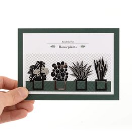 Another Studio Bookmark Set - Houseplants