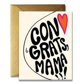 Native Bear Congrats Mama Card