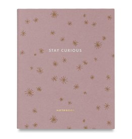 Wit & Delight Wit & Delight | Stay Curious Notebook