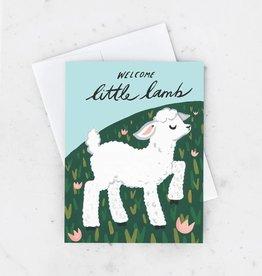 Idlewild Co. Idlewild Co. | Little Lamb Card