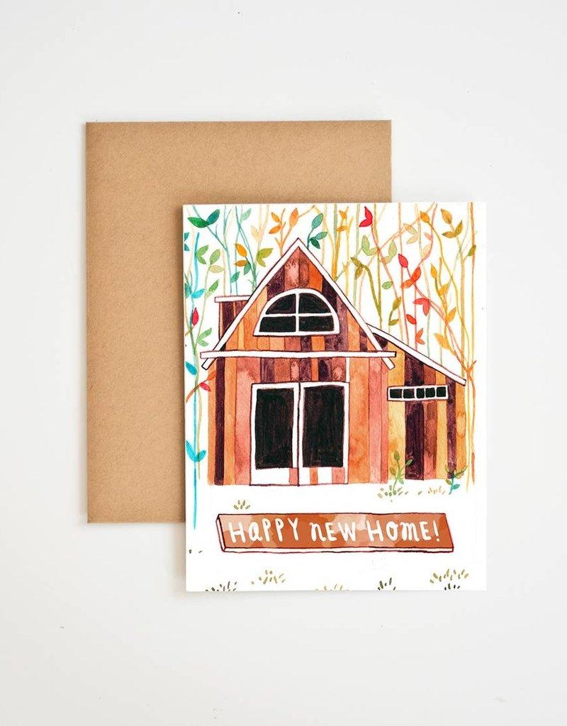 Meera Lee Patel Meera Lee Patel   Happy New Home Card