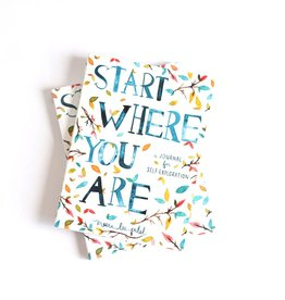 Meera Lee Patel Start Where You Are (Signed Copy)