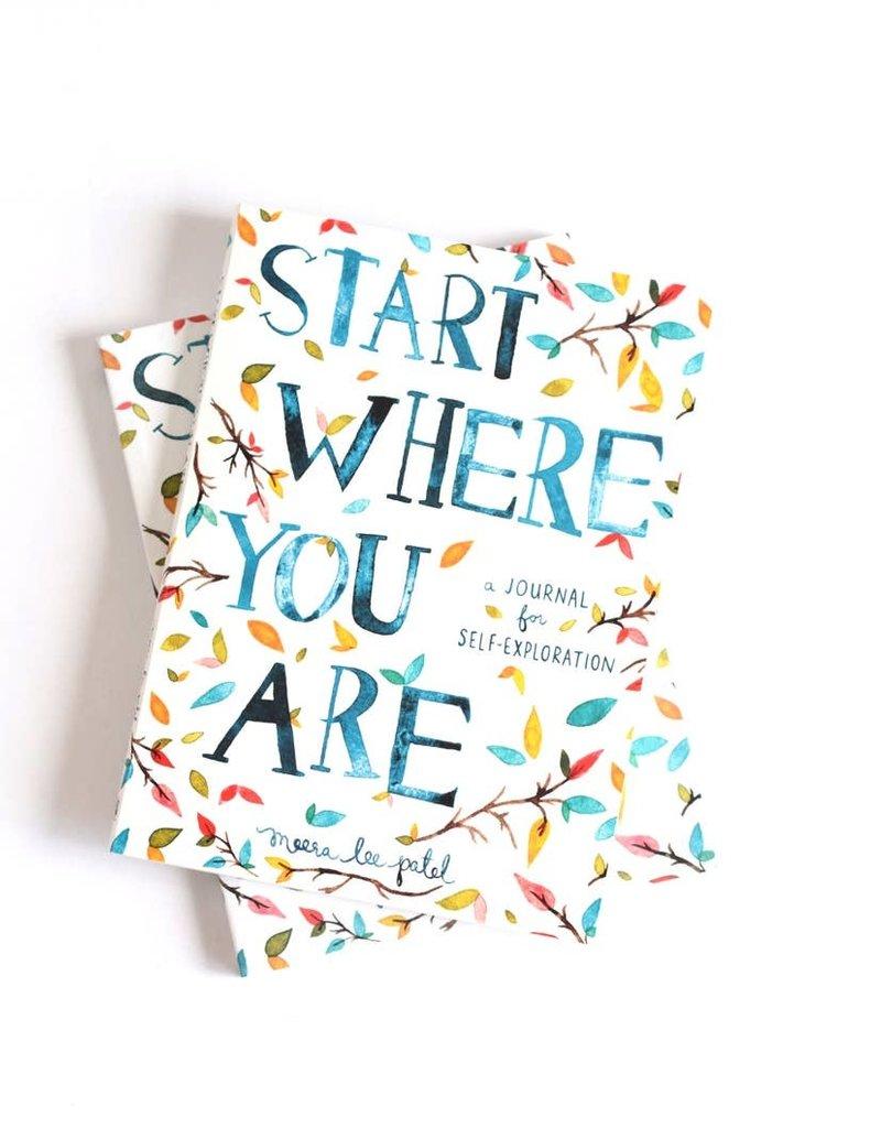 Meera Lee Patel Meera Lee Patel | Start Where You Are