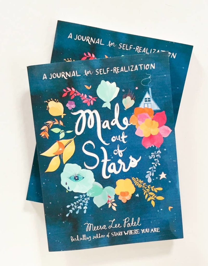 Meera Lee Patel Meera Lee Patel | Made Out of Stars: A Journal for Self-Realization