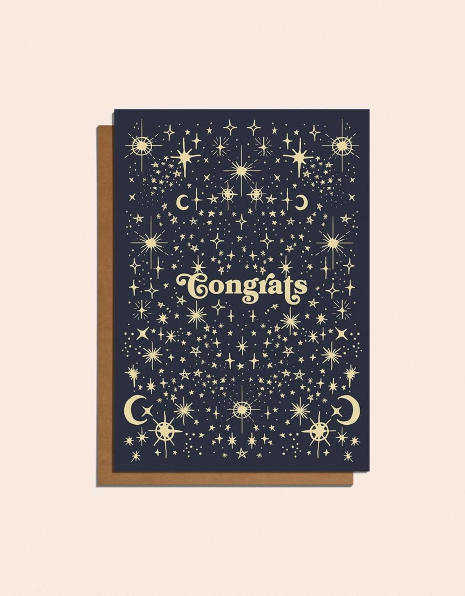 Cai & Jo Cai & Jo | Congrats Card