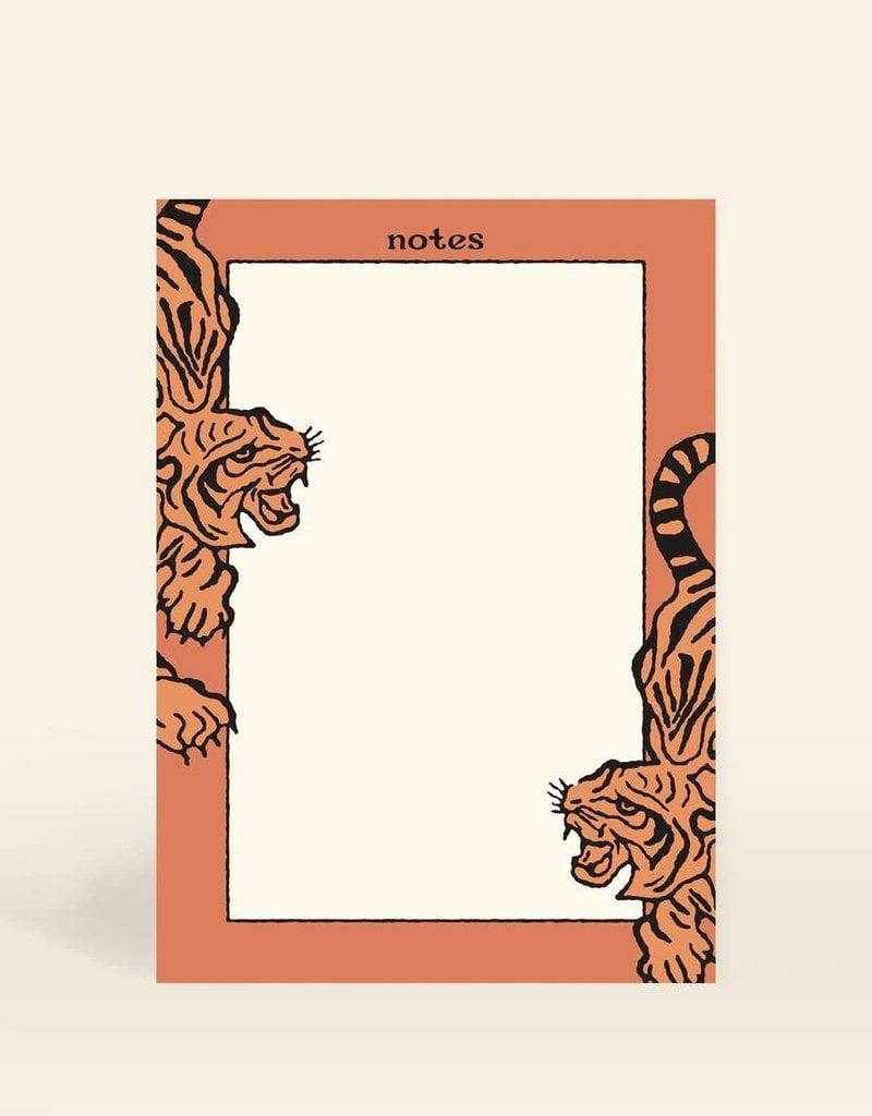 Cai & Jo Cai & Jo | Tiger Notepad