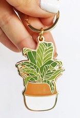 Paper Anchor Co. Paper Anchor Co.| Banana Leaf Keychain