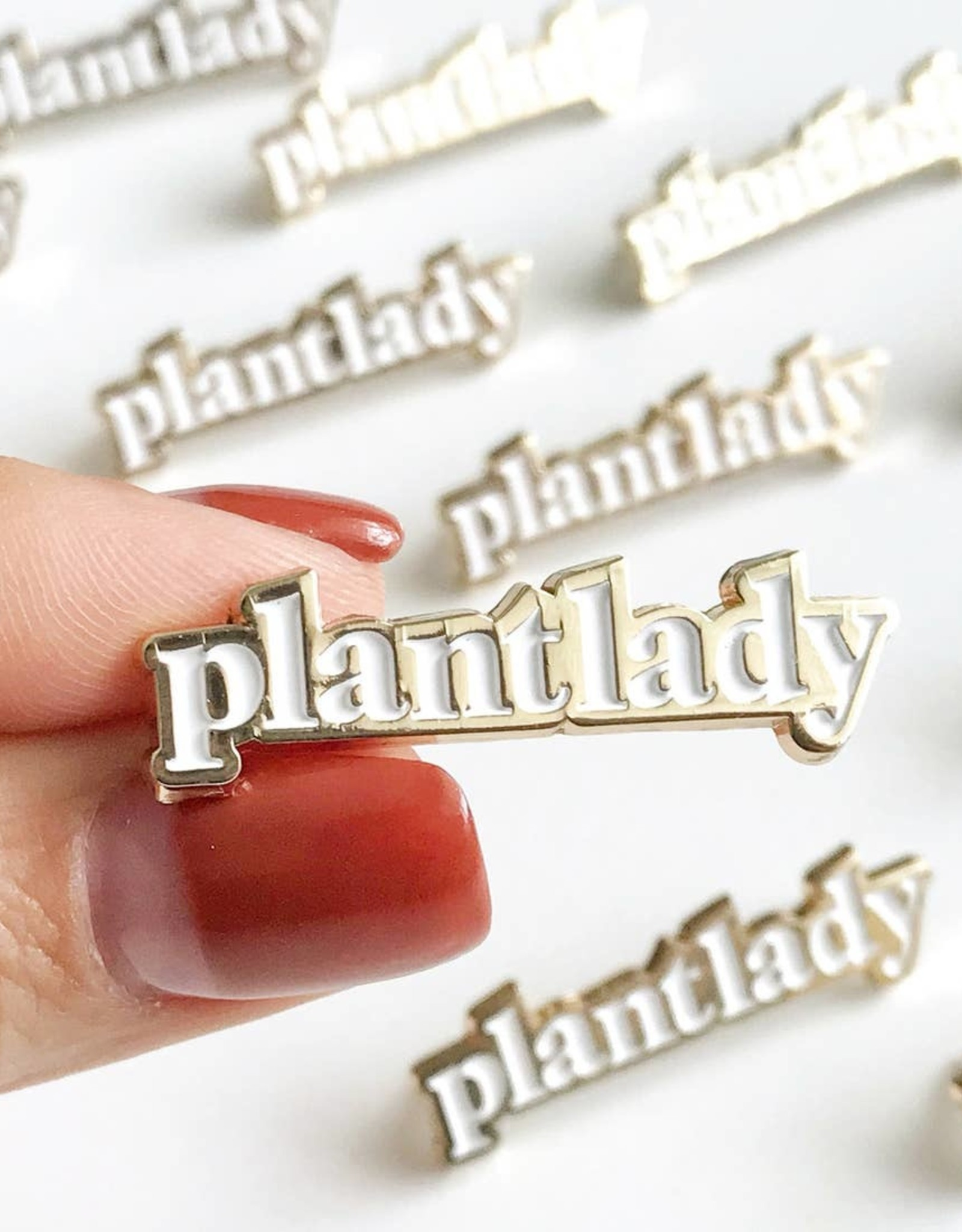 Paper Anchor Co. Paper Anchor Co.| Plant Lady Pin