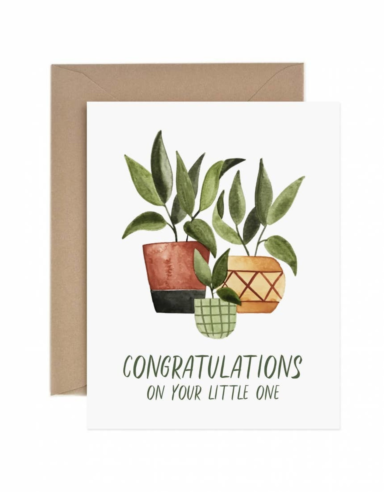 Paper Anchor Co. Paper Anchor Co.| Little One Congrats