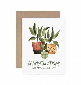 Paper Anchor Co. Little One Congrats