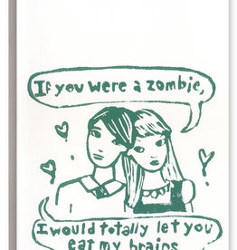 Ghost Academy Zombie Love