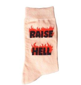 Rosehound Apparel Raise Hell Socks
