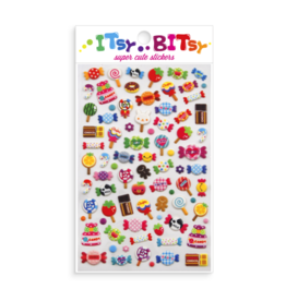 Ooly Itsy Bitsy Stickers: Candy Life
