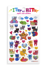 Ooly Ooly   Itsy Bitsy Stickers: Cat's Eyes