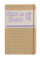 Ooly Ooly | Stitch and Sketch Sketchbook