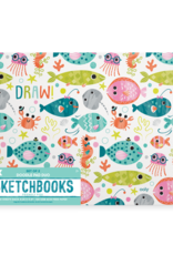 Ooly Ooly | Friendly Fish Sketchbooks - Set of 2