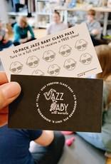 Jazz Baby Class Pass
