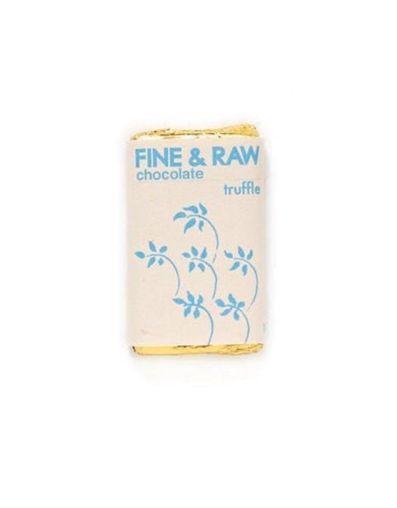 Fine & Raw Fine & Raw | 1.5oz Truffle Chunky Chocolate