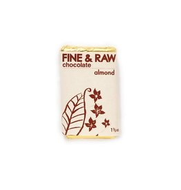 Fine & Raw Fine & Raw | 1.5oz Almond Chunky Chocolate