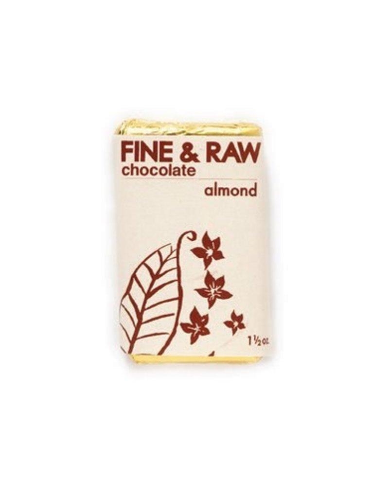 Fine & Raw Fine & Raw | 1.5oz Almond Chunky Chocolate