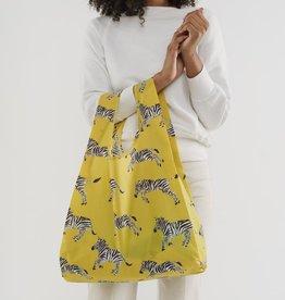 Baggu Baggu | Standard - Ochre Zebra